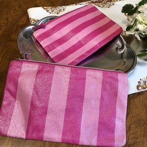 Victoria's Secret make up pouch set